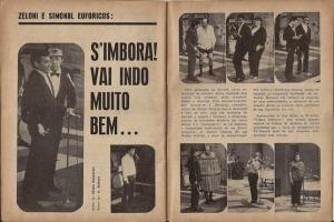 Revista São Paulo na TV 1967