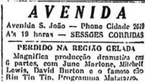 Folha da Manhã 23/10/1925