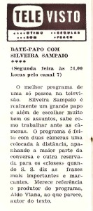 Revista 7 Dias na TV 1957