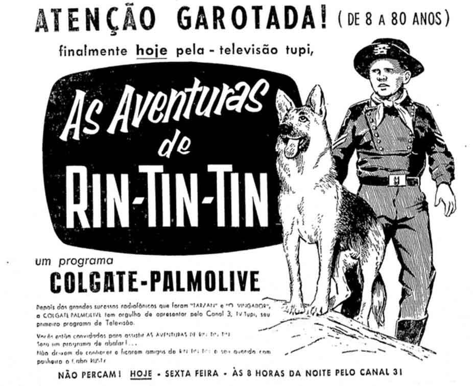 Cheyennes Rin Tin Tin