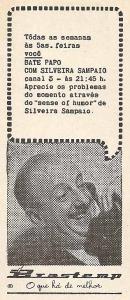 OK 1962 Bate-Papo com Silveira Sampaio
