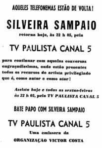 Folha da Manhã 1958