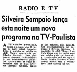 Folha de São Paulo 1961