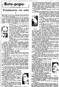 Folha de São Paulo 1963