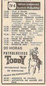 Patrulheiros Toddy - 1961 2