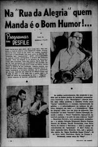 1951 Antônio Maria Rua da alegria 1