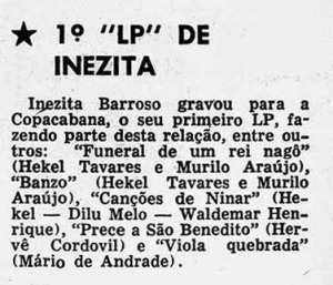 Revista do Rádio - 1954