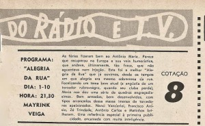 Revista do rádio 1953