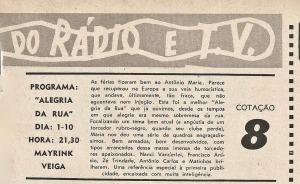 Revista do rádio 1953