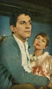 Sérgio Cardoso e Rita Cléos