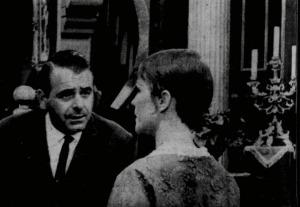 Percy Ayres e Rita Cléos