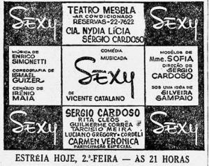 Última Hora - 1960