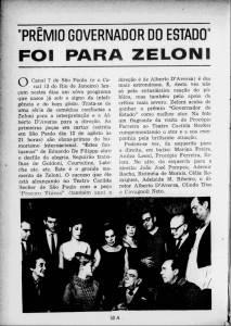 Revista Intervalo - 1964