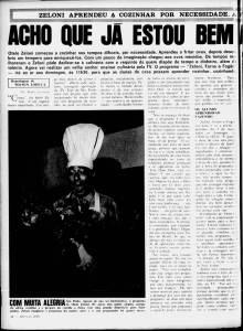 Revista Intervalo 1972