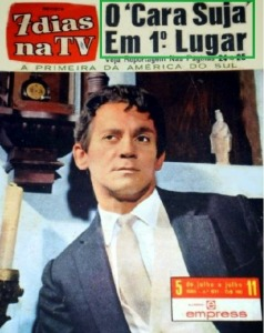 Revista 7 Dias na TV - 1965