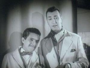 Zé Trindade e Ivon Curi em Garotas E Samba - 1957