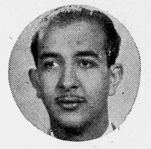 Alberto Curi, locutor