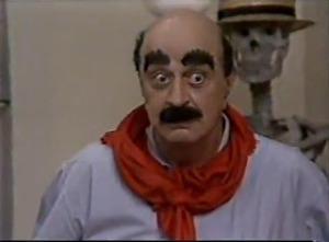 Gaudêncio, o gaúcho da Escolinha do Prof. Raimundo