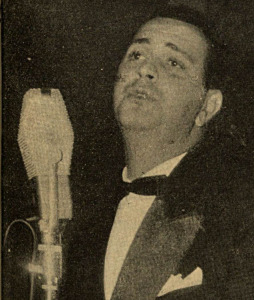 Ivon Curi na Rádio Nacional