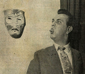 Ivon Curi 1957 matéria 1