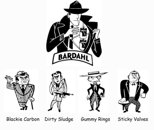 The Grimer Gang x Detective Bardahl