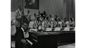 Ray Charles e orquestra