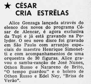 Revista do Rádio 1955