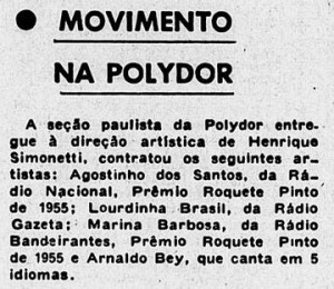 Revista do Rádio - 1955