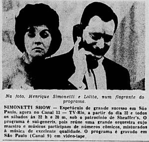Última Hora - 1961