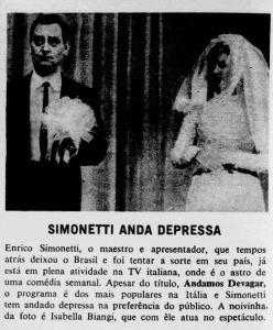 Revista Intervalo 1966