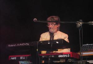 Maestro Cláudio Simonetti