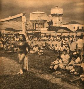 1959 - Goleira Cleusa do Araguari AC