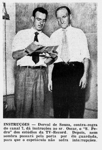 1956 - Durval, o contrarregra