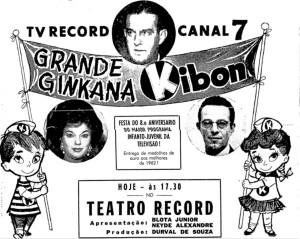 1963 - Folha de São Paulo