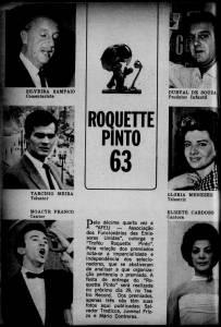 1964 - Intervalo - Durval, o melhor produtor infantil de 63