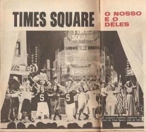 Times Square - TV Excelsior - Rio