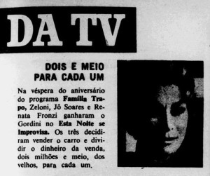 1968-05 Improvisa Família Trapo