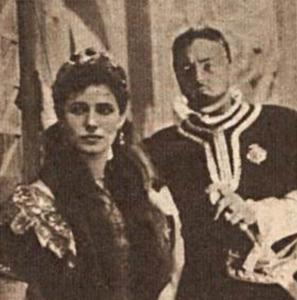 Zuleika Maria, a Lady Bela