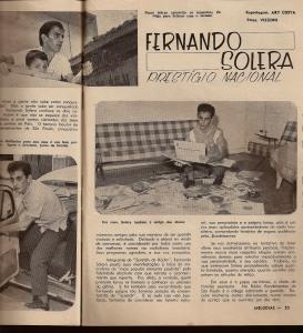 Fernando Solera - Sucesso no rádio